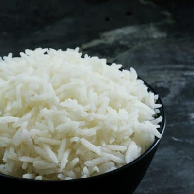 How to Cook Thermomix White Rice