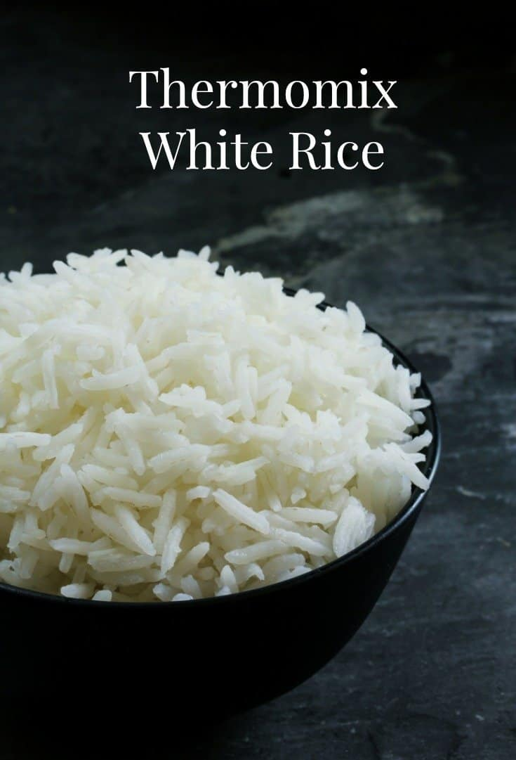 How To Cook Thermomix White Rice Thermomix Diva