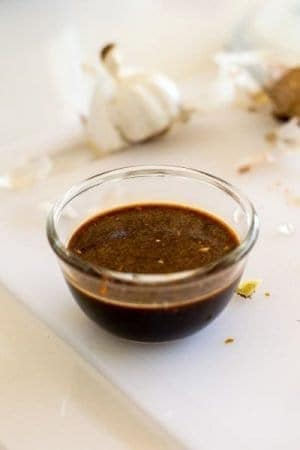 Thermomix Honey Soy Sauce