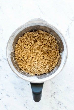 Thermomix Crumble Topping