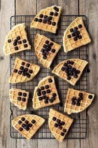Thermomix Waffles