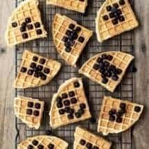 Thermomix Waffles