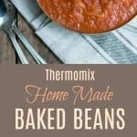 Thermomix Baked Beans