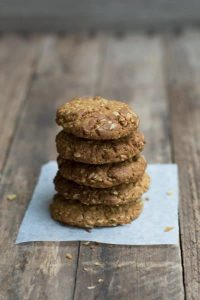 Thermomix Anzac Biscuits made really easily in the Thermomix