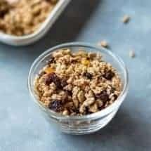 Simple Thermomix Granola