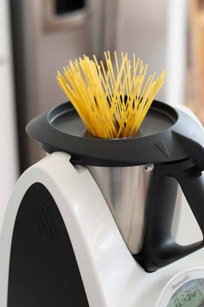 How to cook pasta in the Thermomix