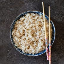 Thermomix Brown Rice