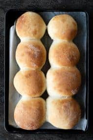 How to make soft and fluffy Thermomix Bread Rolls
