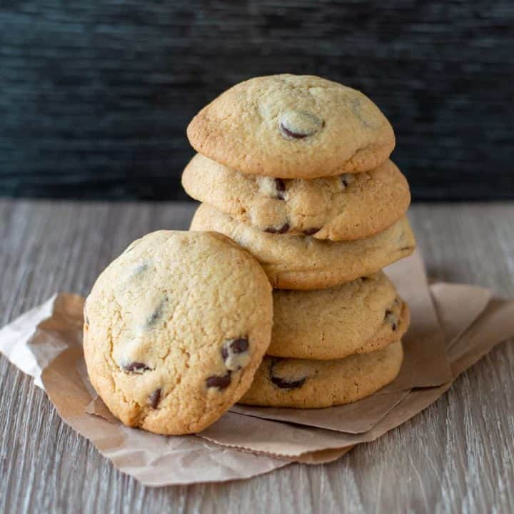 Thermomix Chocolate Chip Cookie Recipe - the only chocolate chip cookie recipe you will need