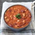A delcious recipe for Thermomix Vegetarian Chilli
