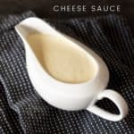 How to make Thermomix Cheese Sauce in 6 minutes!