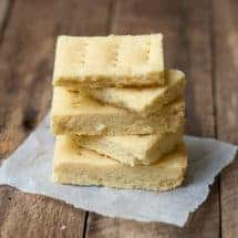 Thermomix Traditional Shortbread