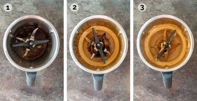 How to Make Dalgona Coffee in the Thermomix step by step