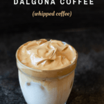 How to make Dalgona Coffee in the Thermomix