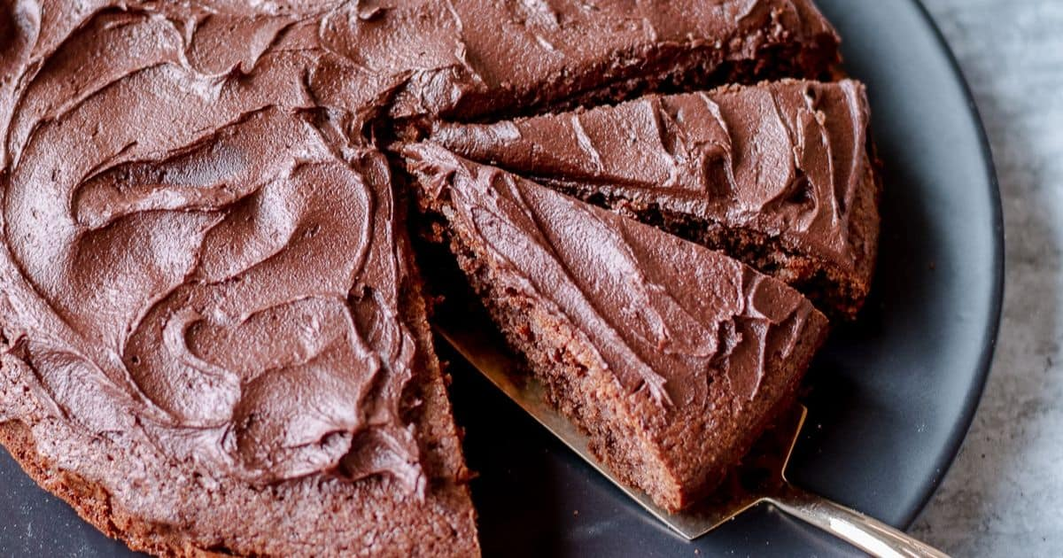 Thermomix Easy Chocolate Cake | Thermomix Diva